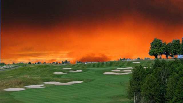 The Sundance at A-Ga-Ming Golf Resort