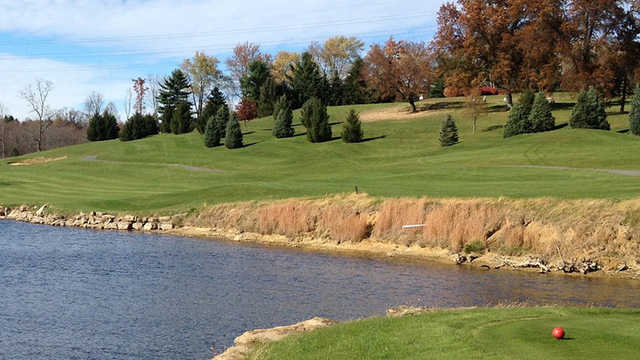 Butler's Woodside Golf Course