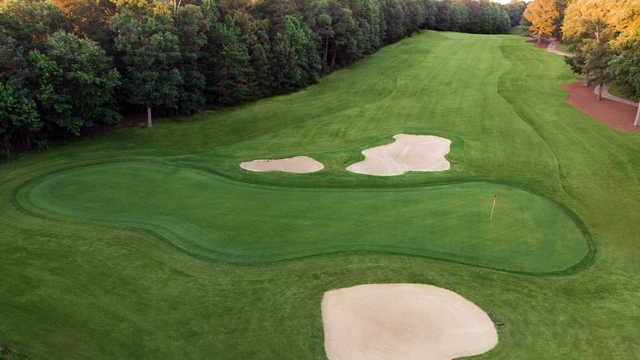 Williamsburg National Golf Club - Jamestown Course