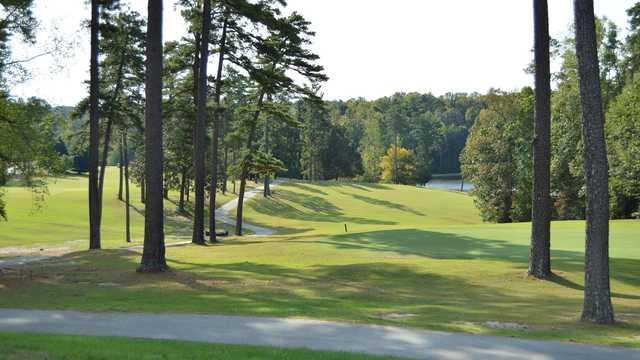 Jamestown Park Golf Course