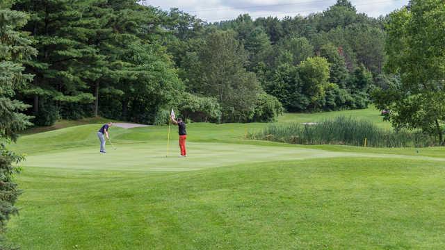 Horseshoe Resort - Valley Golf Course