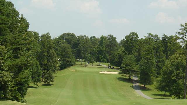 Oak Hollow Golf Course