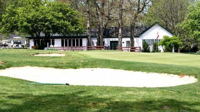Harmon Golf Club