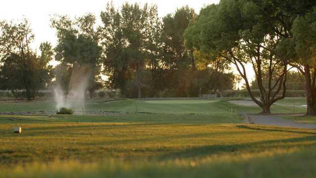 Bing Maloney Golf Complex - Express 9 Course
