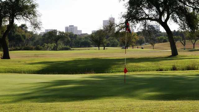 Meadowbrook Golf Course - Creek