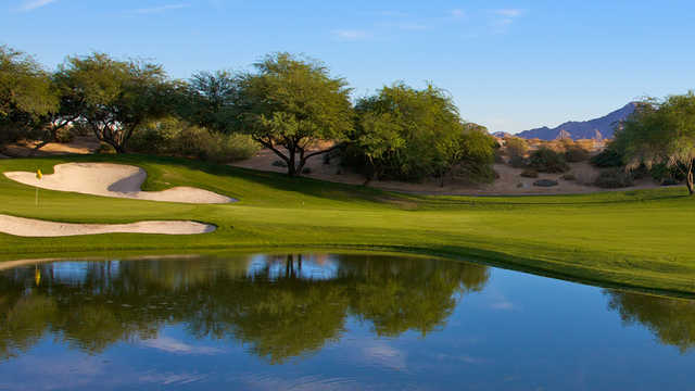 Desert Willow Golf Resort Mountain View