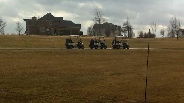 Country Creek Golf Club - The Rock