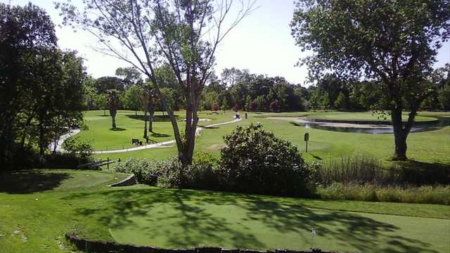 Antelope Greens Golf Course