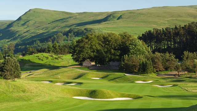 The Gleneagles Hotel - PGA Centenary