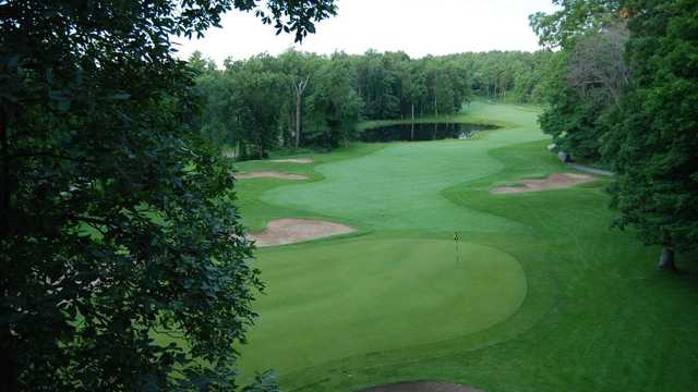 The Golf Courses of Lawsonia - Woodlands