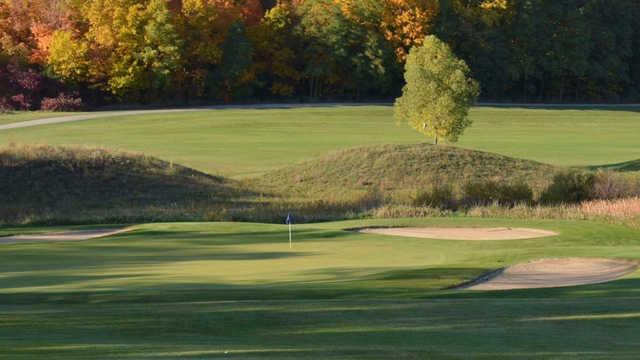 Edgewood Golf Course - The Oaks Course