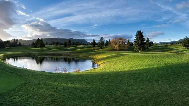 Elk Ridge Golf Course at Carson Hot Springs