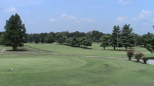 Oak Hills Golf Course- TN