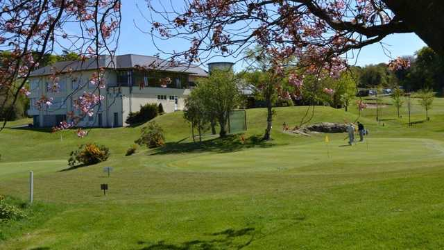 Clandeboye Golf Club Dufferin Course
