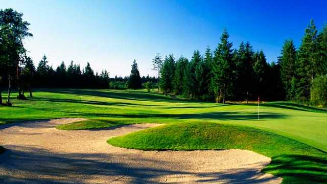 The Golf Club at Hawks Prairie - Links