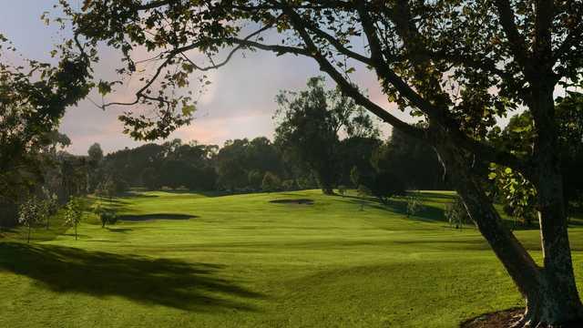 Recreation Park Golf Course 9