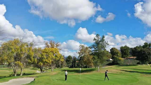 Casta Del Sol Golf Course