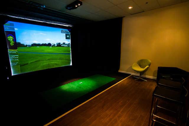 The Golf Lounge
