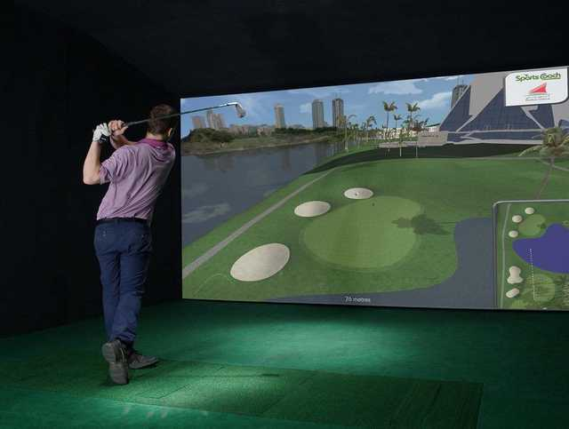 Out of the Sand! Golf and Sport Simulators