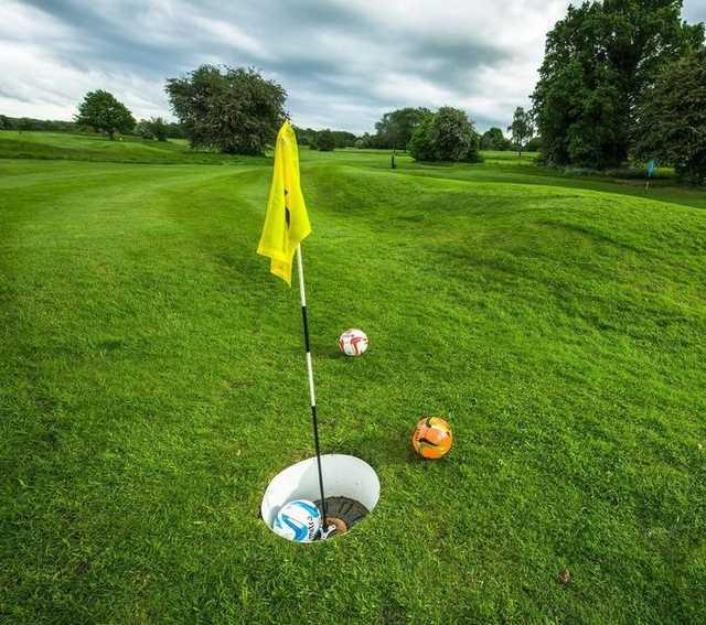 Pococke Foot Golf